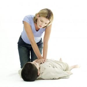 Lazarus Training for paediatric first aid training