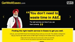Accessing NHS services in Essex