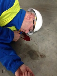 Construction industry first aid courses
