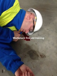 Qualsafe level 3 first aid at work