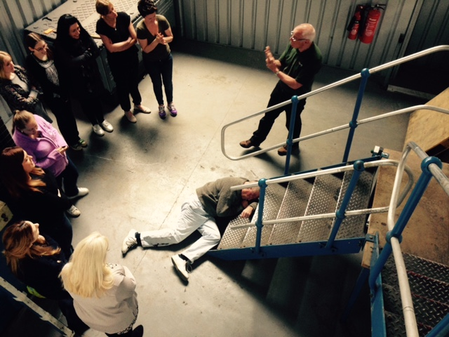 first aid training competition