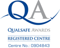 Qualsafe Awards approval Lazarus Training