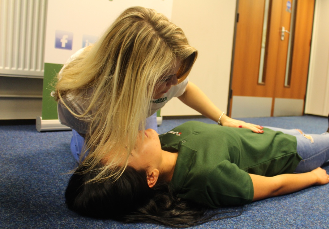Emergency First Aid at Work Southend
