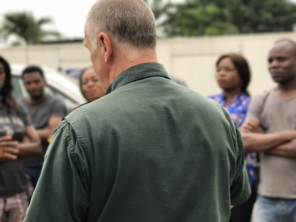 Lazarus Training in Africa