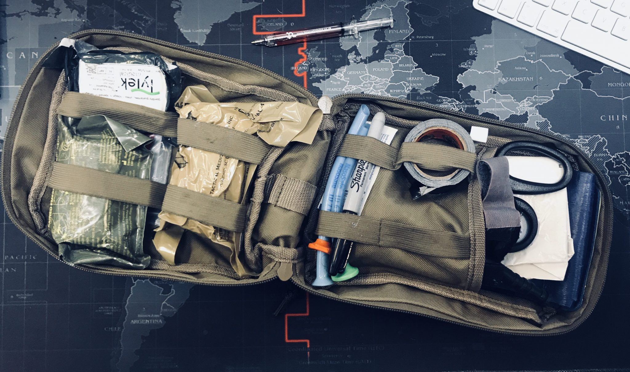 first person on scene training essex international trauma course contents of an individual first aid kit aid worker