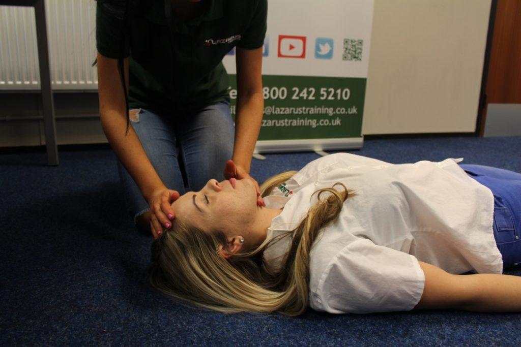 AoFAQ Level 3 Award in First Aid at Work (QCF)