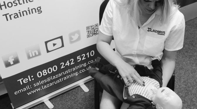 Baby Life Support training for parents and carers